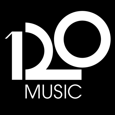 120 Music Publishing Logo